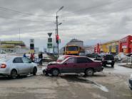 В ДТП в Котласе пострадали два человека