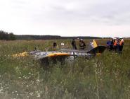 Стали известны имена погибших при крушении самолета Zlin-326 под Москвой