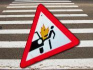 В Вычегодском водитель ВАЗа сбил пешехода