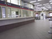 Очередь в железнодорожные кассы ограничат 10 минутами