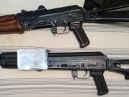 У котласского предпринимателя изъяли арсенал стрелкового и холодного оружия