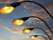 В Котласе поменяют все уличные фонари