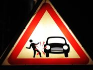 В Котласе пострадал пешеход