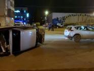 В одном ДТП пострадал пассажир
