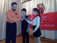 Награждение юных патриотов прошло в Сольвычегодской школе