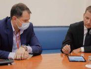 Александр Цыбульский поручил расширить функционал онлайн-сервиса «Наше Поморье»