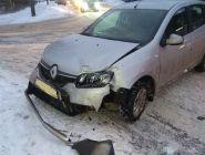 Травмы получила девушка-водитель