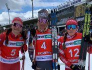 Спортсмены Архангельской области продолжают радовать победами