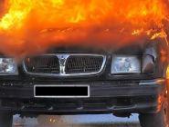 В сгоревшем автомобиле обнаружено тело мужчины