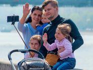 Кабмин выделит 34 млрд рублей на выплаты семьям с детьми от трёх до семи лет
