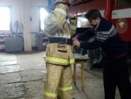 В Сольвычегодске активно идет подготовка к фестивалю по пожарной безопасности «Юные огнеборцы»