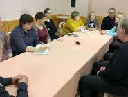 Два десятка проблем учреждений и поселка Вычегодского депутаты Городского Собрания вчера взяли на свой контроль