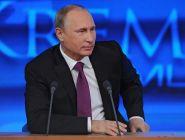 Кремль назвал дату прямой линии с Владимиром Путиным