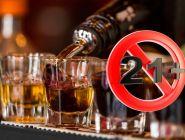 В России хотят повысить возраст продажи алкоголя