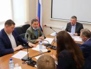 Областные депутаты обсудили развитие ТОС
