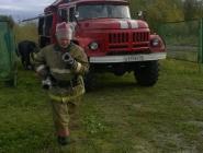 Из жизни отряда государственной противопожарной службы №21