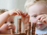 Для получения выплаты на детей подается одно общее заявление