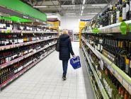Ограничение продаж алкоголя в новогодние праздники