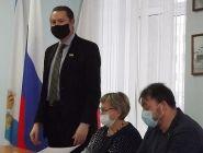 Депутат Анатолий Арсеев высказал озабоченность охраной правопорядка в своем избирательном округе