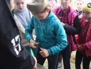Юнармейцы из Сольвычегодска закончили летний период  обучения  игрой «Зарница»