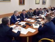 Депутаты обсудили реализацию полномочий в сфере градостроительства, переданных на региональный уровень