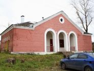 В Вычегодском снова заработала баня