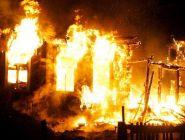 В Удимском произошло три пожара за ночь