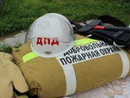 Более 100 добровольных пожарных дружин действует в Поморье