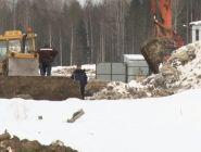 Александр Цыбульский поручил минслеспрому региона обеспечить контроль за соблюдением технологий при проведении рекультивации на станции Шиес