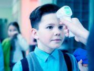 Новые комплексы для дезинфекции и измерения температуры поступят во все школы Поморья