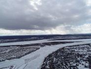 В Архангельской области ведётся мониторинг паводкоопасной обстановки
