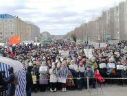 В первом чтении приняты поправки к закону «О проведении публичных мероприятий на территории Архангельской области»