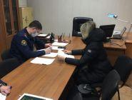Руководитель Следственного управления провел выездной личный прием в Котласе
