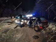В ДТП погибла женщина-водитель