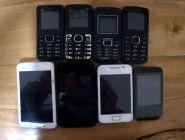 Телефоны не попали в колонии региона