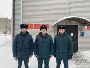 Молодые офицеры готовятся пополнить ряды ГУ МЧС России по Архангельской области