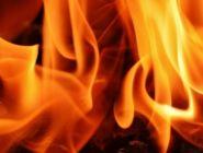 Дом сгорел, пока хозяйка находилась в рейсе