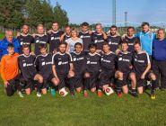 Коряжемский «Химик» успешно стартовал в Кубке Северо-Запада по футболу