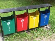 Раздельный сбор отходов – план внедрения системы