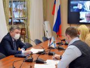 Рабочая группа обсудила первый блок изменений в регламент Архангельского областного Собрания депутатов