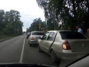 Водителя лишили прав управления транспортными средствами