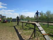 В МО «Шипицынское» прошли районные соревнования по пожарно-прикладному спорту