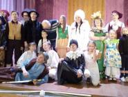Театру-студии «Мозаика» из Сольвычегодска исполнилось 25 лет