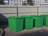 В 2020 году на строительство контейнерных площадок и закупку контейнеров Котлас получит из областного бюджета полтора миллиона рублей