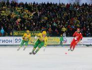 Архангельская область 54-я в рейтинге регионов по командным видам спорта