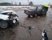 Два человека пострадали в результате ДТП в Вычегодском