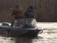 В Архангельской области задержаны подозреваемые в незаконном вылове рыбы