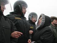 Штрафы за неповиновение силовикам на митингах могут ужесточить