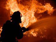 В Котласе пожарные отстояли лесопильный цех