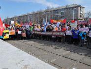 Житель города Котласа просил привлечь главу администрации МО «Котлас» к ответственности за воспрепятствование проведению митинга